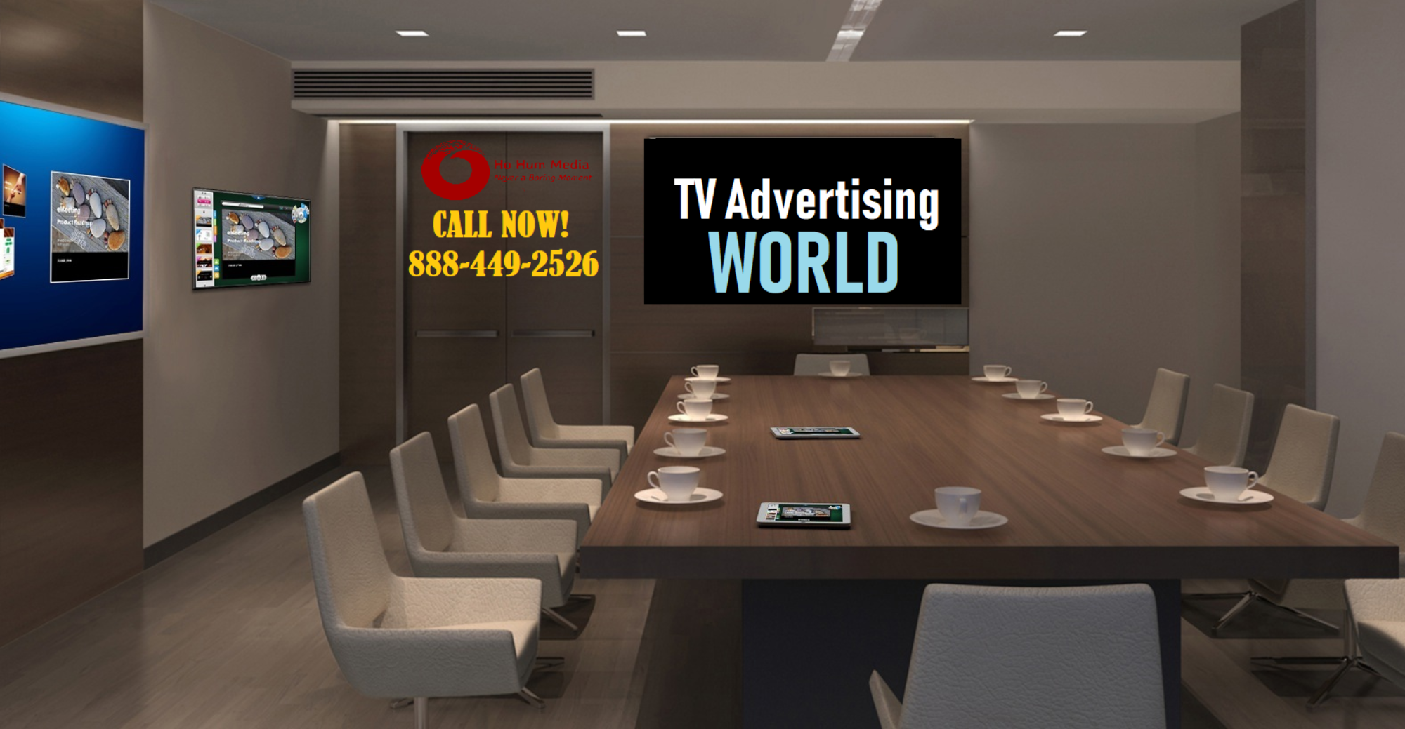 TV Advertising World | 888-449-2526